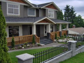 Photo 1: 351 MARMONT STREET in COQUITLAM: House for sale
