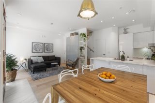 """Photo 5: 705 VICTORIA Drive in Vancouver: Hastings Townhouse for sale in """"Monogram"""" (Vancouver East)  : MLS®# R2581567"""