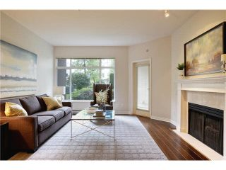 """Photo 1: 105 5735 HAMPTON Place in Vancouver: University VW Condo for sale in """"THE BRISTOL"""" (Vancouver West)  : MLS®# V1122192"""