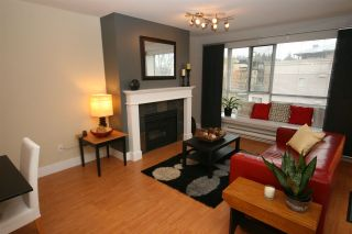 "Photo 2: 311 2340 HAWTHORNE Avenue in Port Coquitlam: Central Pt Coquitlam Condo for sale in ""BARRINGTON PLACE"" : MLS®# R2030652"