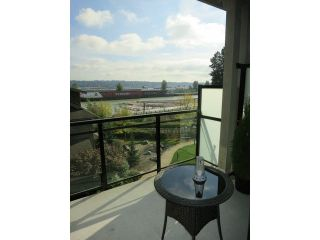 """Photo 9: 307 250 SALTER Street in New Westminster: Queensborough Condo for sale in """"PADDLER'S LANDING"""" : MLS®# V1103643"""