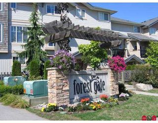 """Photo 22: 56 5839 PANORAMA Drive in Surrey: Sullivan Station Townhouse for sale in """"Forest Gate"""" : MLS®# F2720827"""