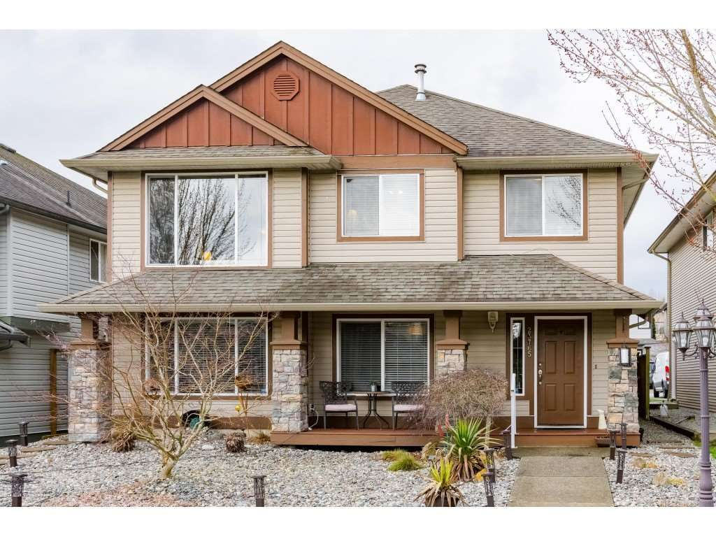 "Main Photo: 23765 110B Avenue in Maple Ridge: Cottonwood MR House for sale in ""RAINBOW RIDGE ESTATES"" : MLS®# R2440028"