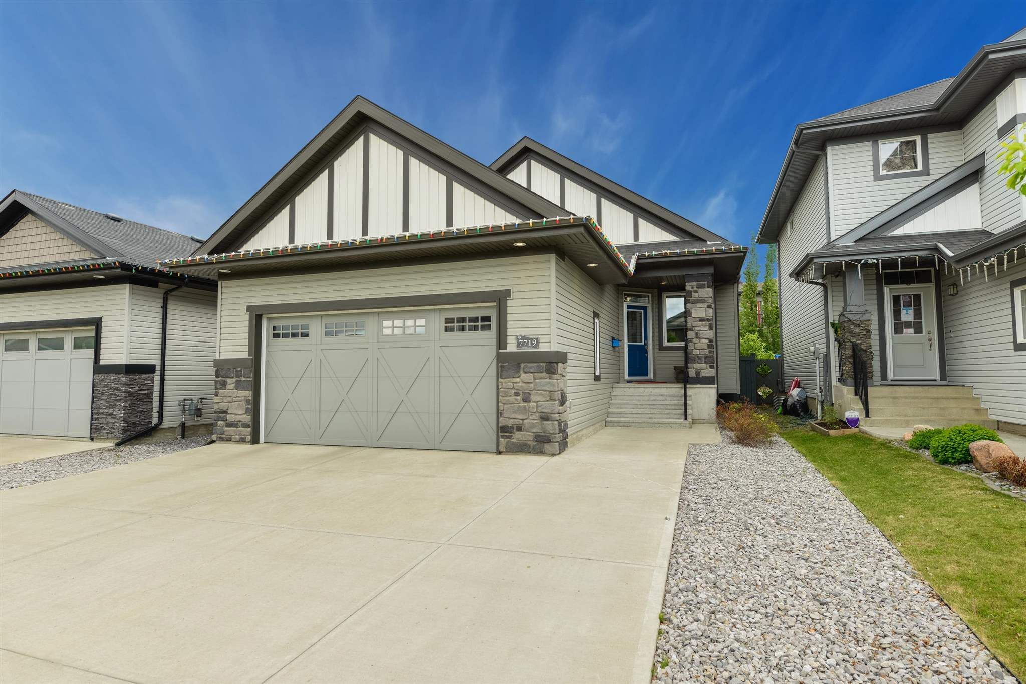 Main Photo: 7719 GETTY Wynd in Edmonton: Zone 58 House for sale : MLS®# E4248773