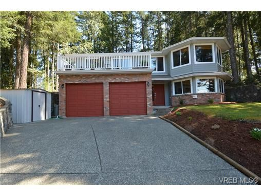 Main Photo: 2177 College Pl in VICTORIA: ML Shawnigan House for sale (Malahat & Area)  : MLS®# 730417
