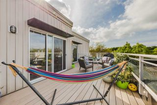 "Main Photo: 409 2768 CRANBERRY Drive in Vancouver: Kitsilano Condo for sale in ""ZYDECO"" (Vancouver West)  : MLS®# R2579454"