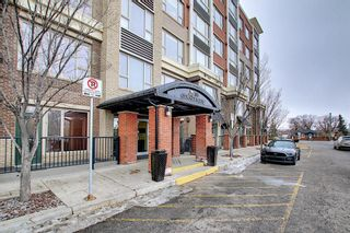 Photo 1: 422 35 INGLEWOOD Park SE in Calgary: Inglewood Apartment for sale : MLS®# A1082308