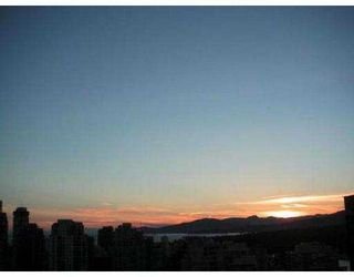"Photo 7: 3205 1111 W PENDER ST in Vancouver: Coal Harbour Condo for sale in ""VANTAGE"" (Vancouver West)  : MLS®# V547687"