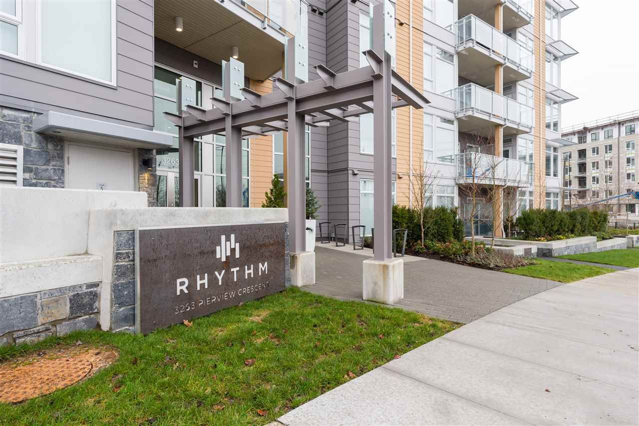"""Main Photo: 409 3263 PIERVIEW Crescent in Vancouver: Champlain Heights Condo for sale in """"Rhythm By Polygon"""" (Vancouver East)  : MLS®# R2235165"""