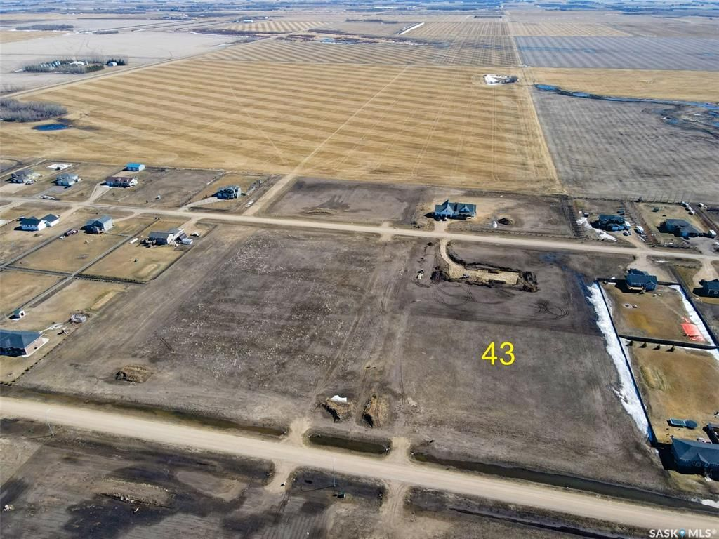 Main Photo: 43 Maple Drive in Neuanlage: Lot/Land for sale : MLS®# SK850612