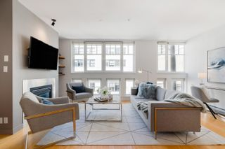 """Photo 11: 401 1072 HAMILTON Street in Vancouver: Yaletown Condo for sale in """"The Crandrall"""" (Vancouver West)  : MLS®# R2620695"""