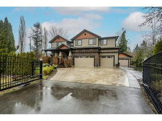 Photo 1: 23217 34A Avenue in Langley: Campbell Valley House for sale : MLS®# R2534809