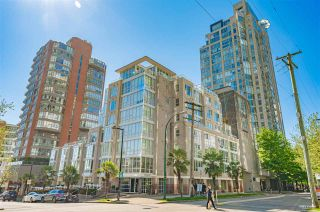 """Photo 16: 202 910 BEACH Avenue in Vancouver: Yaletown Condo for sale in """"Meridian"""" (Vancouver West)  : MLS®# R2581260"""