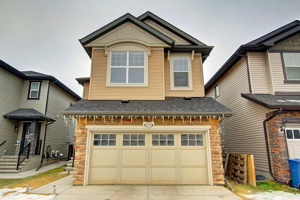 Main Photo: 356 SKYVIEW SHORES Manor NE in Calgary: Skyview Ranch Detached for sale : MLS®# C4277892