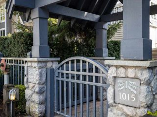 """Photo 1: 9 1015 LYNN VALLEY Road in North Vancouver: Lynn Valley Townhouse for sale in """"RIVER ROCK"""" : MLS®# R2549966"""