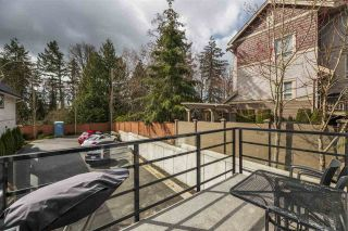 """Photo 20: 10 6767 196 Street in Surrey: Clayton Townhouse for sale in """"Clayton Creek"""" (Cloverdale)  : MLS®# R2555935"""