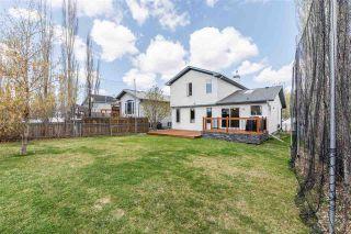 Photo 41: 2255 BRENNAN Court in Edmonton: Zone 58 House for sale : MLS®# E4244248