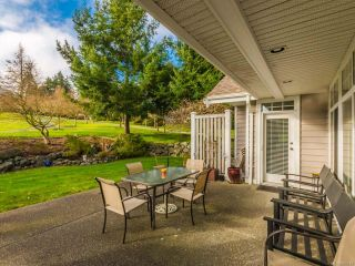 Photo 43: 1302 SATURNA DRIVE in PARKSVILLE: PQ Parksville Row/Townhouse for sale (Parksville/Qualicum)  : MLS®# 805179