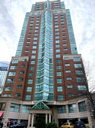 "Main Photo: 808 909 BURRARD Street in Vancouver: West End VW Condo for sale in ""Vancouver Tower"" (Vancouver West)  : MLS®# R2544700"