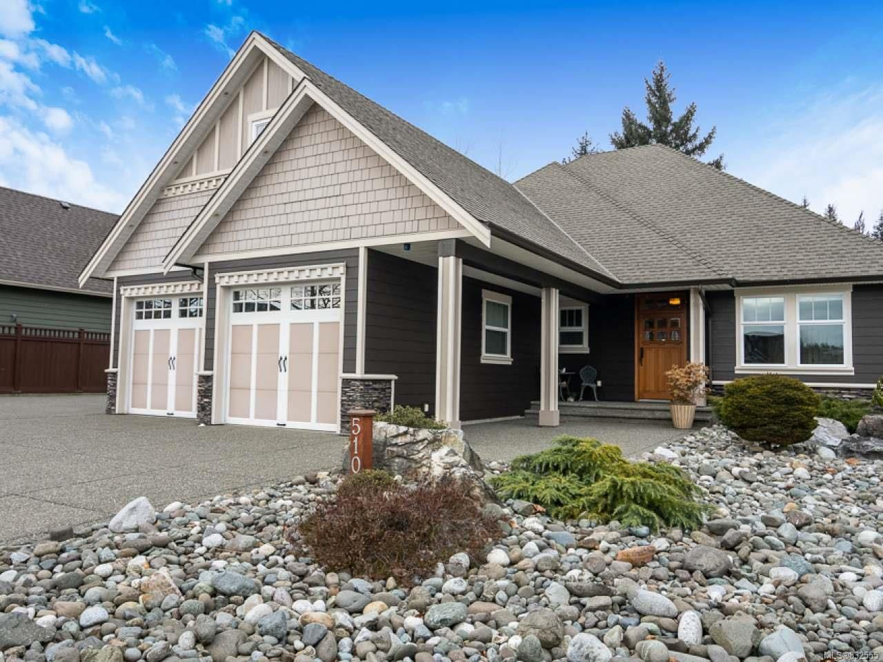 Main Photo: 510 Nebraska Dr in CAMPBELL RIVER: CR Willow Point House for sale (Campbell River)  : MLS®# 832555