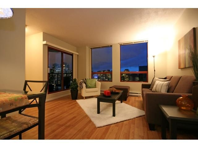 """Photo 3: Photos: 1407 811 HELMCKEN Street in Vancouver: Downtown VW Condo for sale in """"IMPERIAL TOWER"""" (Vancouver West)  : MLS®# V990831"""