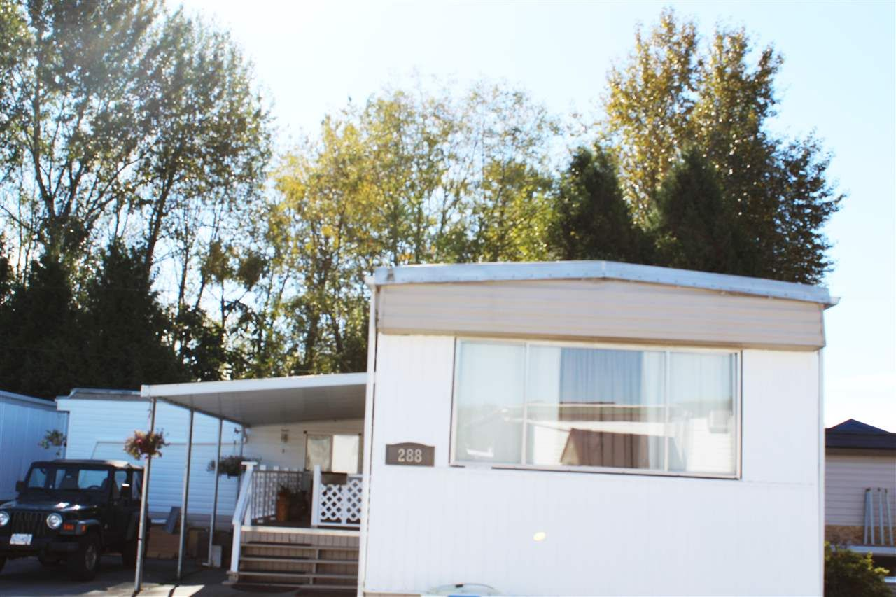 """Photo 20: Photos: 288 201 CAYER Street in Coquitlam: Maillardville Manufactured Home for sale in """"WILDWOOD PARK"""" : MLS®# R2117360"""