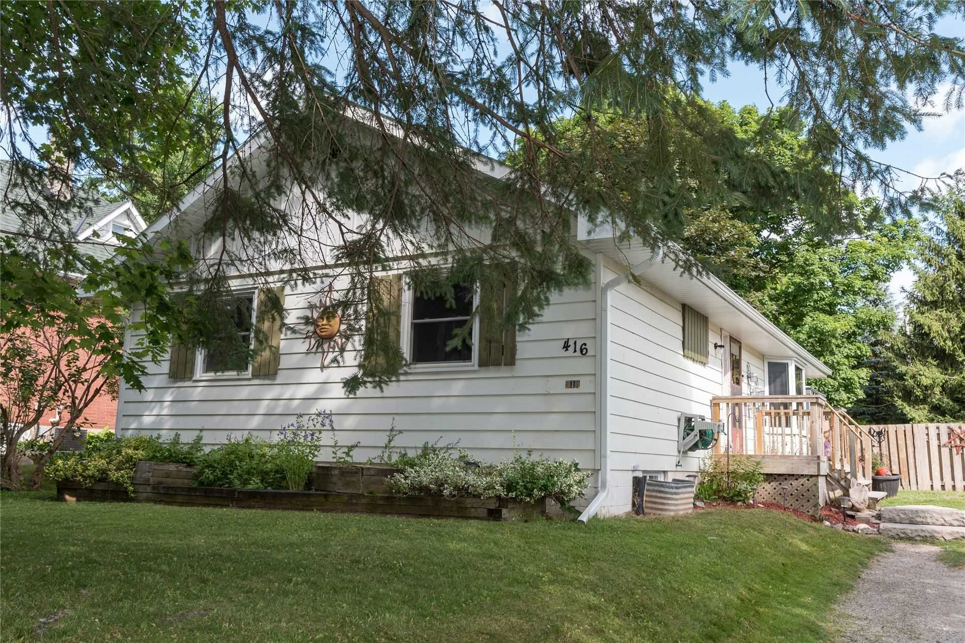Main Photo: 416 Andrew Street: Shelburne House (Bungalow) for sale : MLS®# X4542998