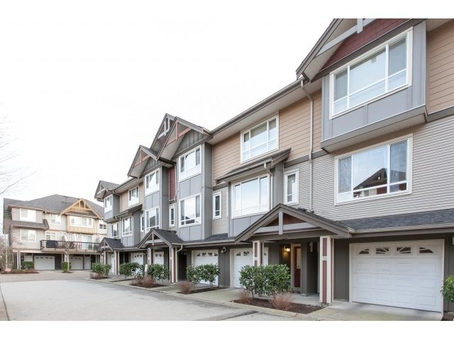 Main Photo: 40 7088 191 STREET in Langley: Clayton Townhouse for sale (Cloverdale)  : MLS®# R2026954