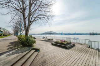 """Photo 20: 406 1135 QUAYSIDE Drive in New Westminster: Quay Condo for sale in """"ANCHOR POINT"""" : MLS®# R2445630"""
