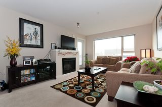"""Photo 8: 308 4728 DAWSON Street in Burnaby: Brentwood Park Condo for sale in """"MONTAGE"""" (Burnaby North)  : MLS®# V980939"""