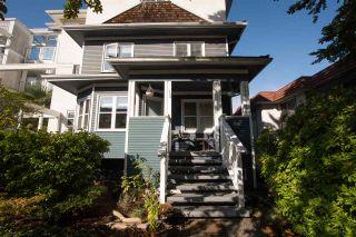 """Photo 1: 106 2175 W 3RD Avenue in Vancouver: Kitsilano Condo for sale in """"SEA BREEZE"""" (Vancouver West)  : MLS®# R2531053"""