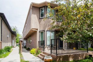 Main Photo: 2 438 20 Avenue NE in Calgary: Winston Heights/Mountview Row/Townhouse for sale : MLS®# A1123535