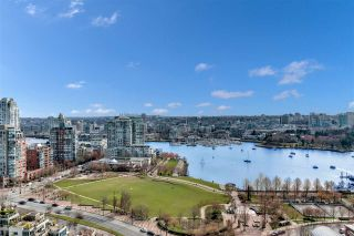 """Photo 6: 2003 499 PACIFIC Street in Vancouver: Yaletown Condo for sale in """"The Charleson"""" (Vancouver West)  : MLS®# R2553655"""