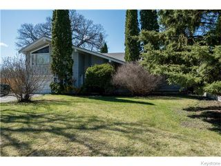 Photo 1: 1214 Kildonan Drive in Winnipeg: East Kildonan Residential for sale (North East Winnipeg)  : MLS®# 1604914