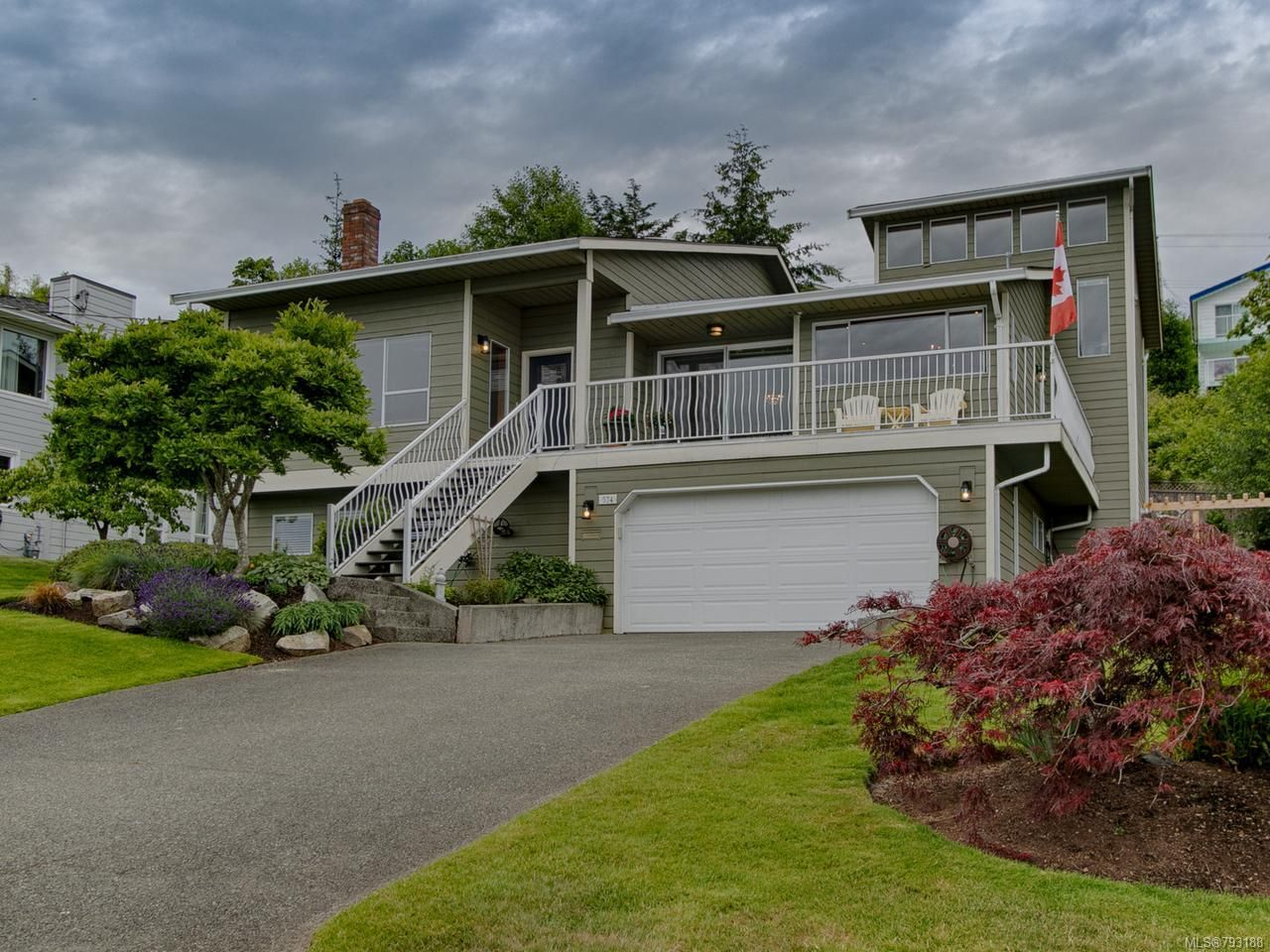 Main Photo: 574 Ash St in CAMPBELL RIVER: CR Campbell River Central House for sale (Campbell River)  : MLS®# 793188
