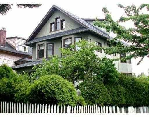 Main Photo: 2396 W 7TH AV in : Kitsilano Multifamily for sale : MLS®# V400216