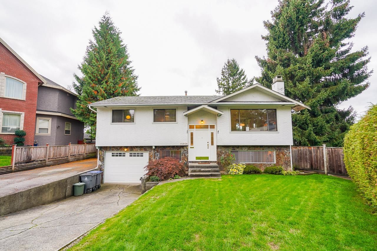 Main Photo: 15068 86A Avenue in Surrey: Bear Creek Green Timbers House for sale : MLS®# R2625576
