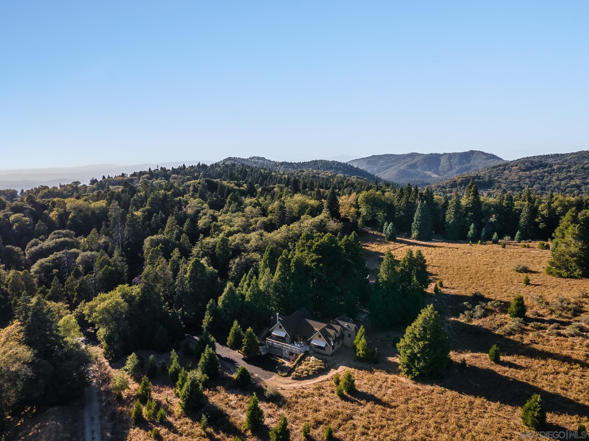 Main Photo: PALOMAR MTN House for sale : 7 bedrooms : 33350 Upper Meadow Rd in Palomar Mountain