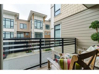 """Photo 34: 62 9989 BARNSTON Drive in Surrey: Fraser Heights Townhouse for sale in """"HIGHCREST"""" (North Surrey)  : MLS®# R2471184"""