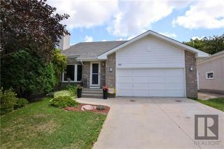 Photo 1: 88 Shillingstone Road in Winnipeg: Whyte Ridge Residential for sale (1P)  : MLS®# 1821682