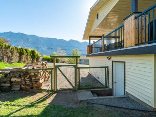 Photo 30: 905 COLUMBIA STREET: Lillooet House for sale (South West)  : MLS®# 161606