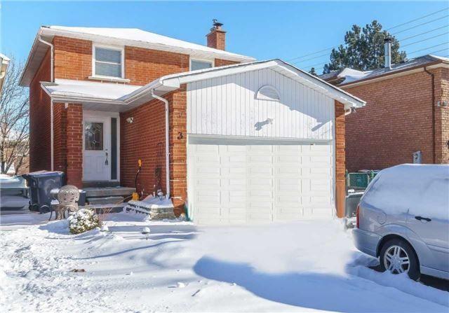 Photo 1: Photos: 3 Shenstone Avenue in Brampton: Heart Lake West House (2-Storey) for sale : MLS®# W4032870