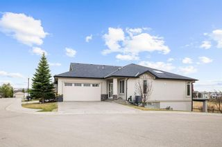 Main Photo: 171 Tuscany Ravine Heights NW in Calgary: Tuscany Semi Detached for sale : MLS®# A1105039