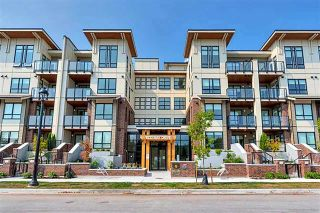 Photo 1: 316 4033 MAY Drive in Richmond: West Cambie Condo for sale : MLS®# R2584148