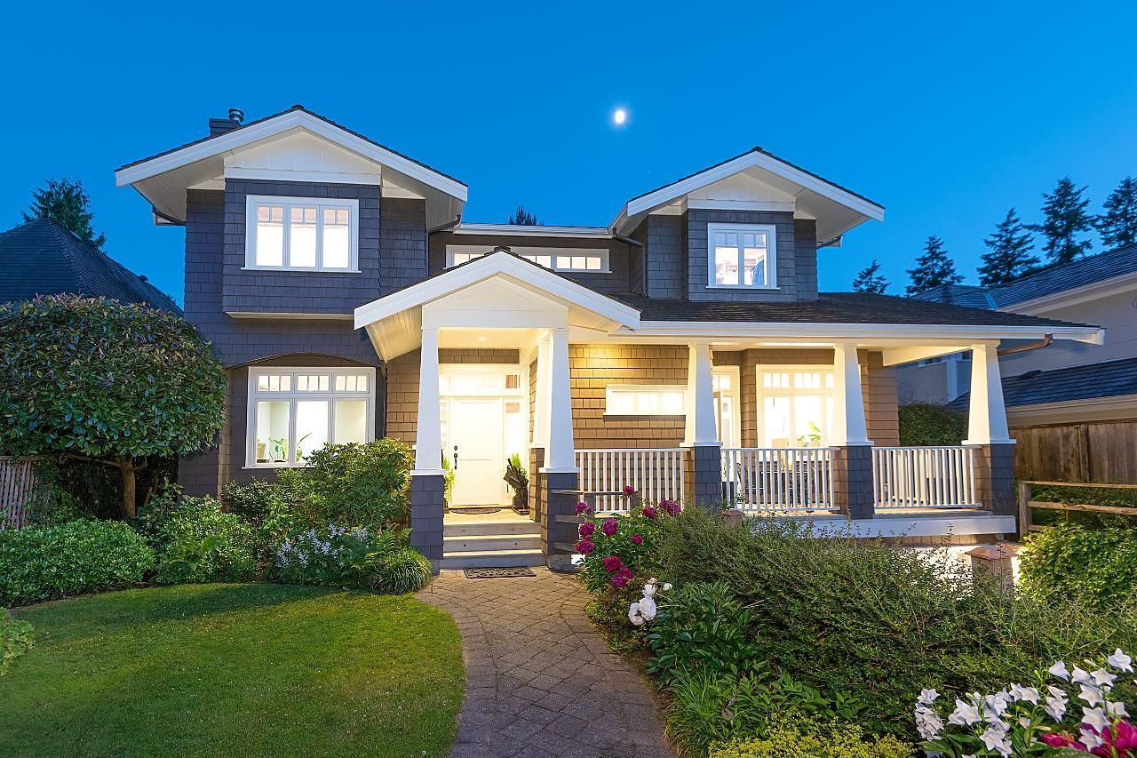 """Main Photo: 2386 KINGS Avenue in West Vancouver: Dundarave House for sale in """"Dundarave Village by the Sea"""" : MLS®# R2620765"""