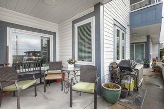 """Photo 12: 105 15131 BUENA VISTA Avenue: White Rock Condo for sale in """"BAY POINTE"""" (South Surrey White Rock)  : MLS®# R2357052"""