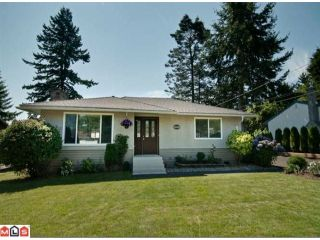 Photo 1: 15452 17TH Avenue in Surrey: King George Corridor House for sale (South Surrey White Rock)  : MLS®# F1221130