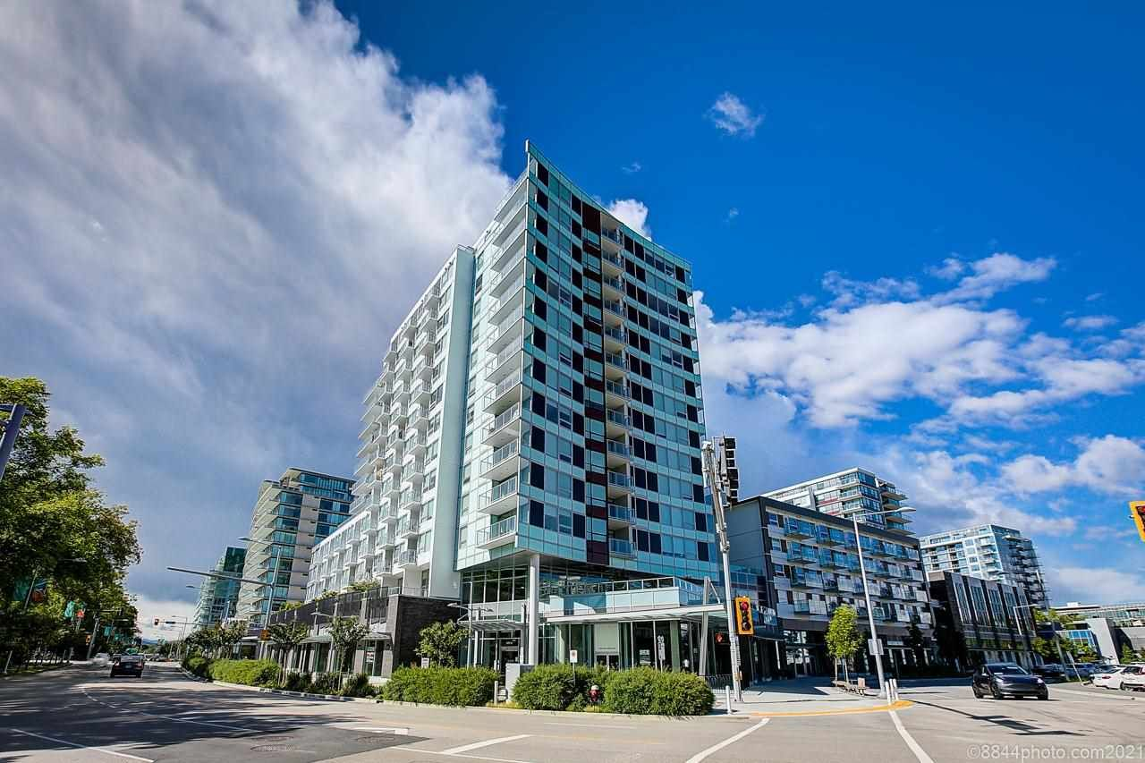 """Main Photo: 415 5508 HOLLYBRIDGE Way in Richmond: Brighouse Condo for sale in """"RRP"""" : MLS®# R2583349"""