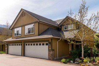 Photo 1: 12 41050 TANTALUS ROAD in Squamish: Tantalus Townhouse for sale : MLS®# R2056057