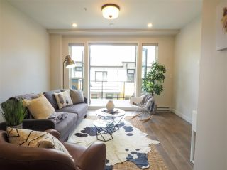 """Photo 5: 60 1188 MAIN Street in Squamish: Downtown SQ Townhouse for sale in """"Soleil at Coastal Village"""" : MLS®# R2467472"""
